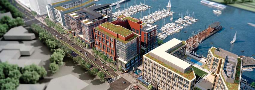 The Wharf Phase I